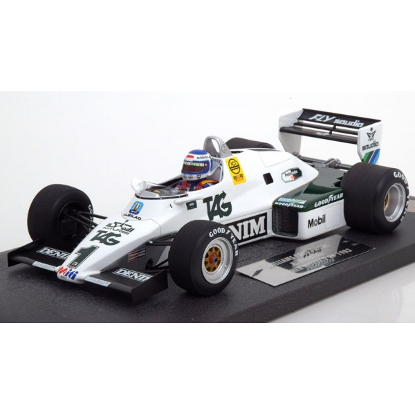 Williams FW08C Winner GP Monaco