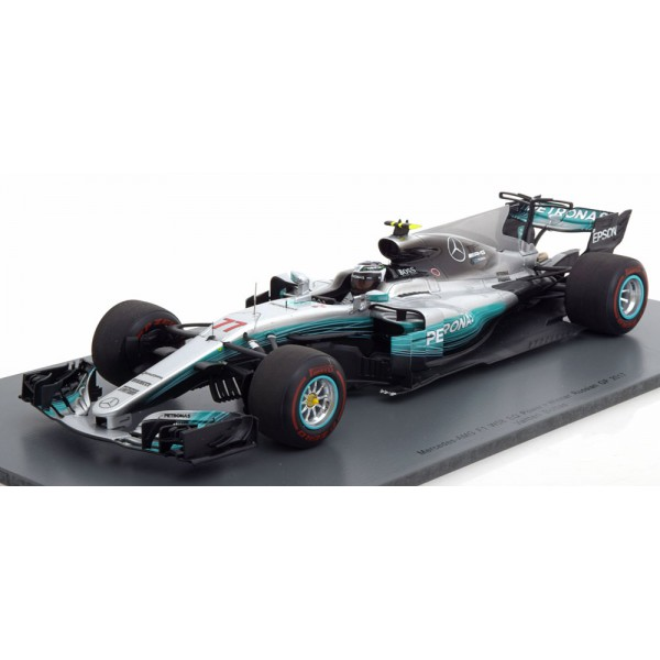 Mercedes AMG F1 W08 EQ Power+ Winner GP Russia