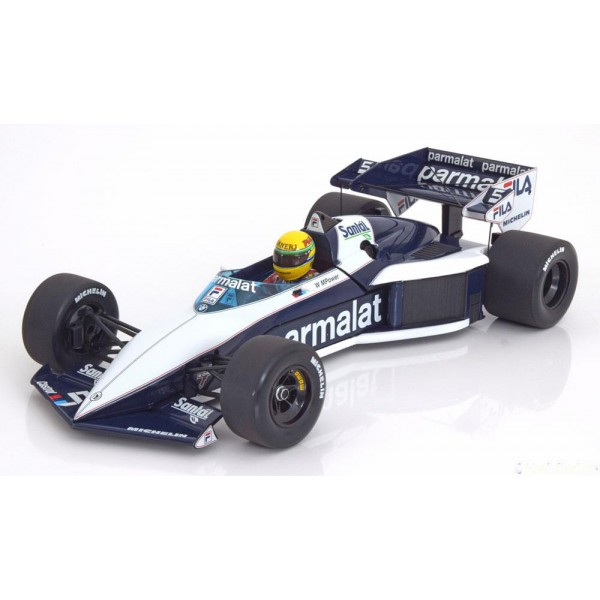 Brabham BMW BT52B Test Car Paul Ricard