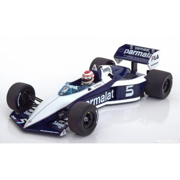 Brabham BMW BT52 World Champion
