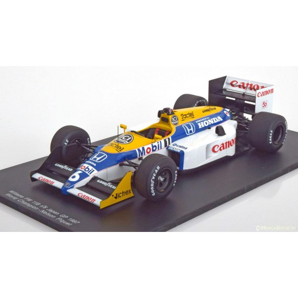 Williams FW11B World Champion