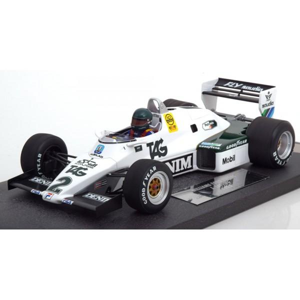 Williams FW08C Laffite