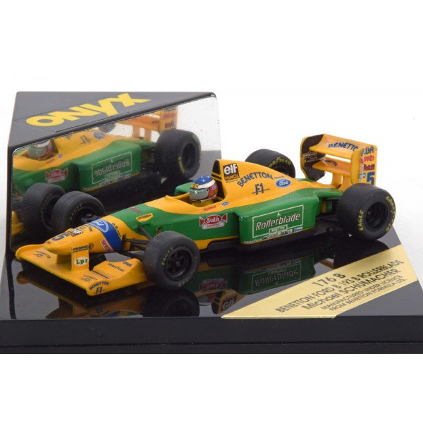 Benetton B193B Schumacher