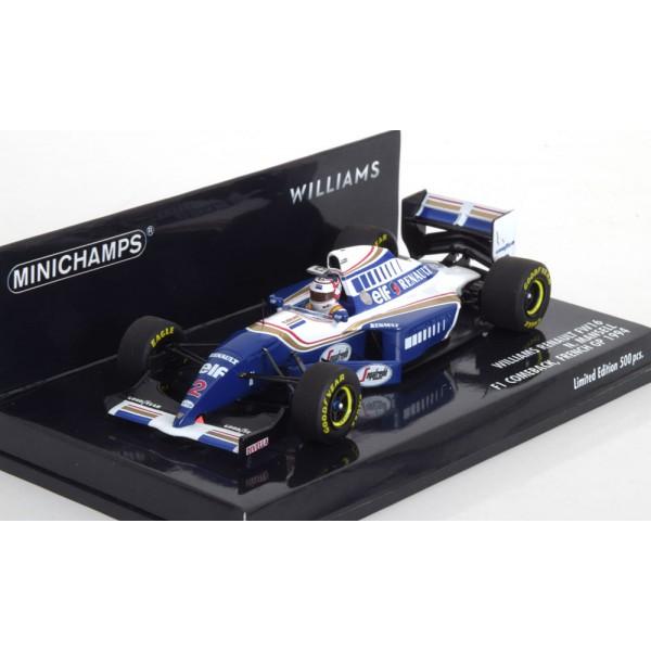 Williams FW16 F1 Comeback GP France
