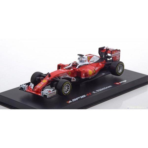 Ferrari SF16-H Rikknen