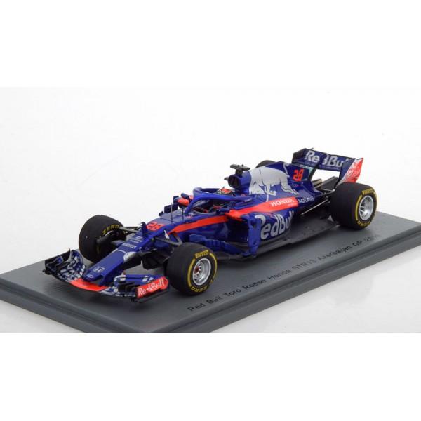 Toro Rosso STR13 Honda GP Aserbaidschan