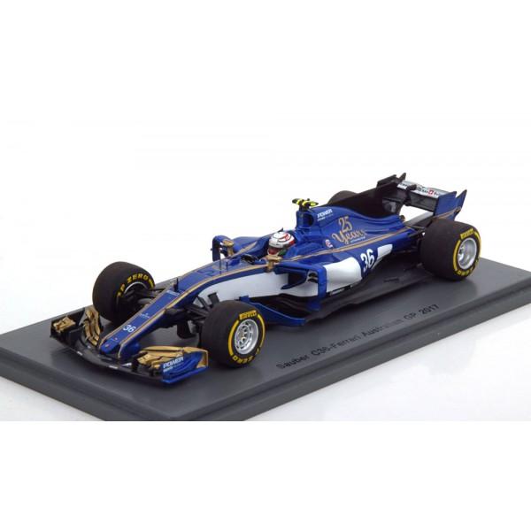 Sauber C36 GP Australia