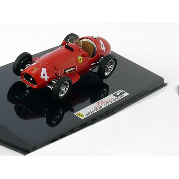 Ferrari 500 F2 GP Belgium, World Champion