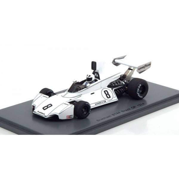 Brabham BT44 GP Brazil