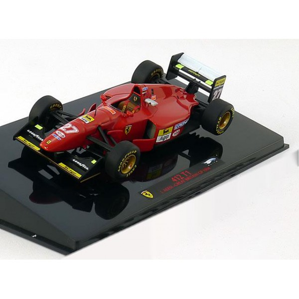 Ferrari 412 T1 GP Great Britain