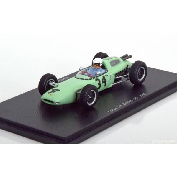 Lotus 24 GP Great Britain