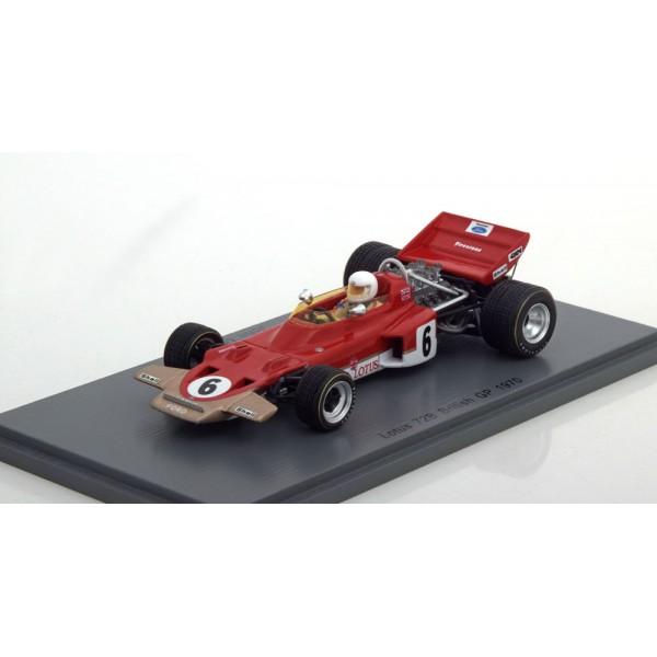Lotus 72B GP Great Britain