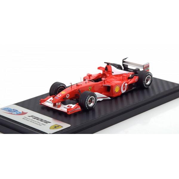 Ferrari F2002 GP France, World Champion