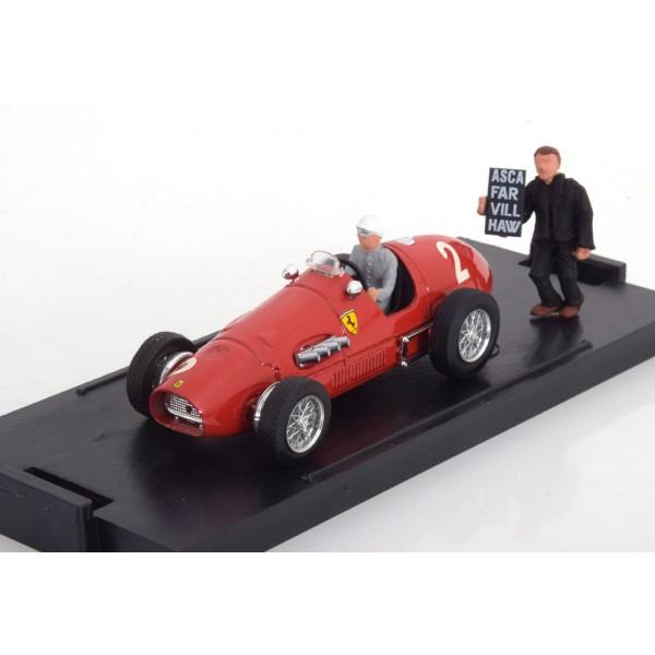 Ferrari 500 F2 GP Netherland, World Champion
