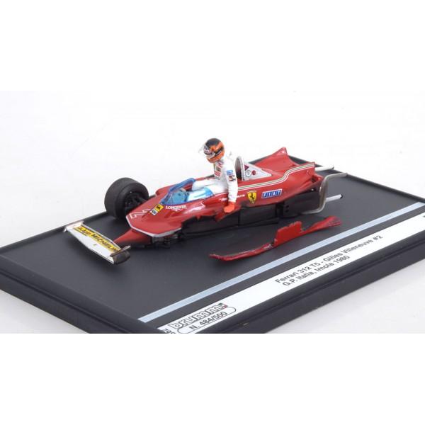 Ferrari 312 T5 GP Italia, Imola