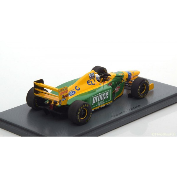 Benetton B193 GP Monaco