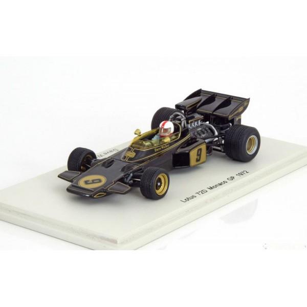 Lotus 72D GP Monaco