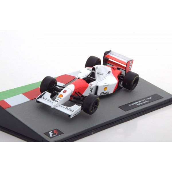 McLaren Ford MP4/8 Senna