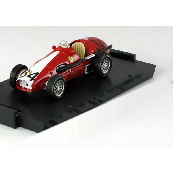 Ferrari 500 F2 No.34, GP Germany
