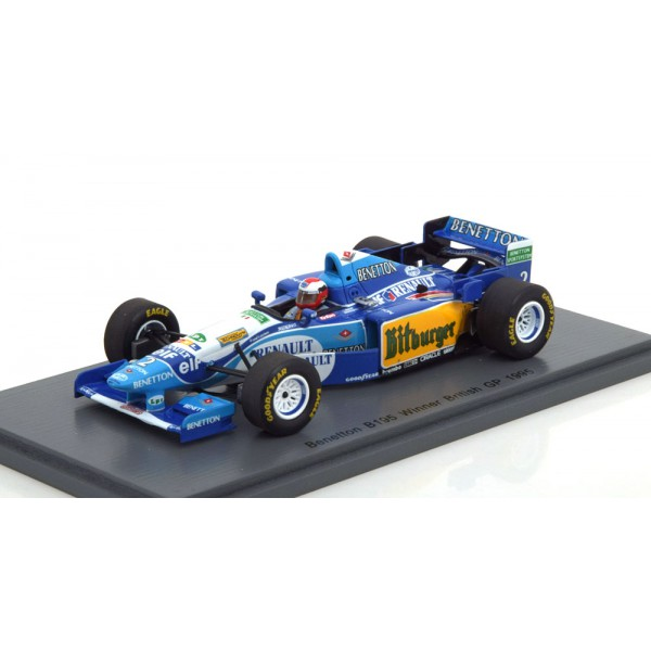 Benetton B195 Winner GP Great Britain