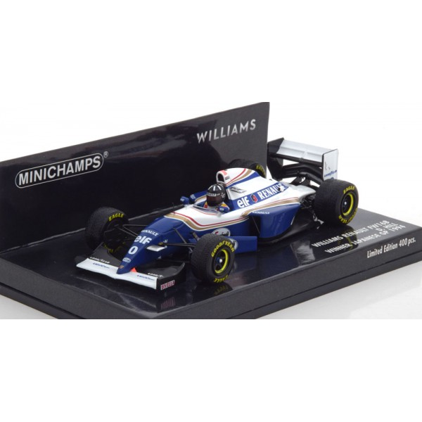 Williams FW16B Winner GP Japan