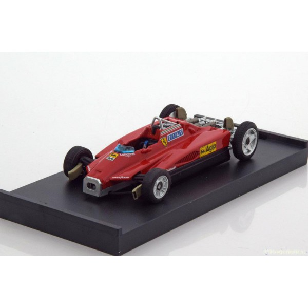 Ferrari 126 C2 Turbo T-Car