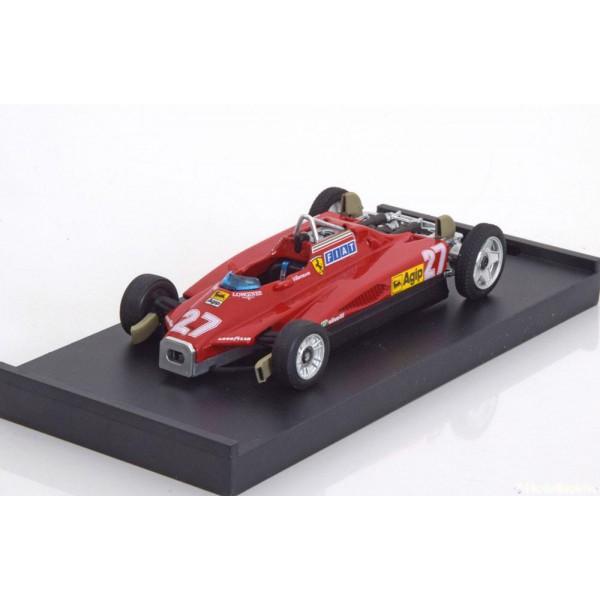 Ferrari 126 C2 Turbo Transport Version