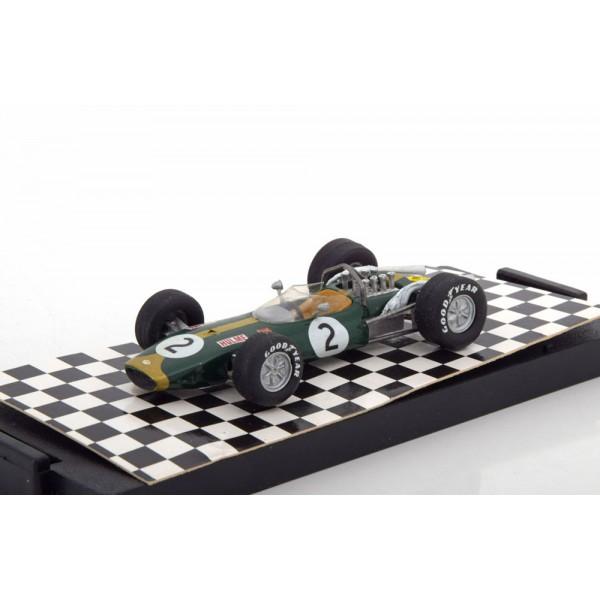 Brabham BT19 Repco World Champion