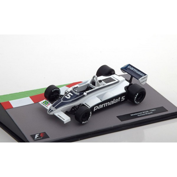 Brabham BT49 World Champion