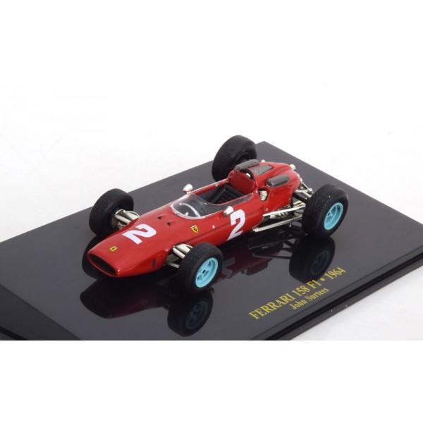 Ferrari 158 F1 World Champion