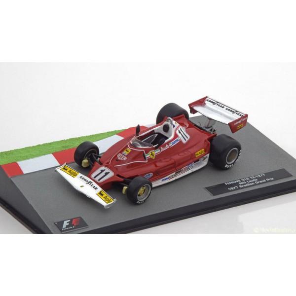 Ferrari 312 T2 World Champion