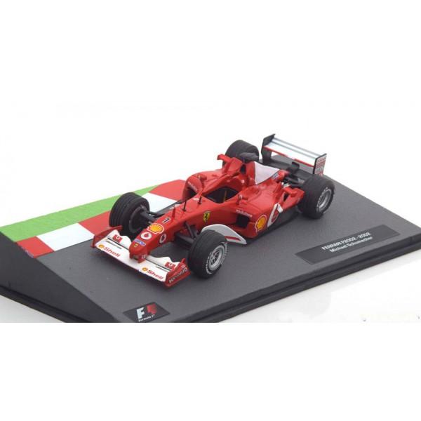 Ferrari F-2002 World Champion