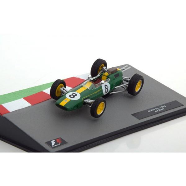 Lotus 25 World Champion