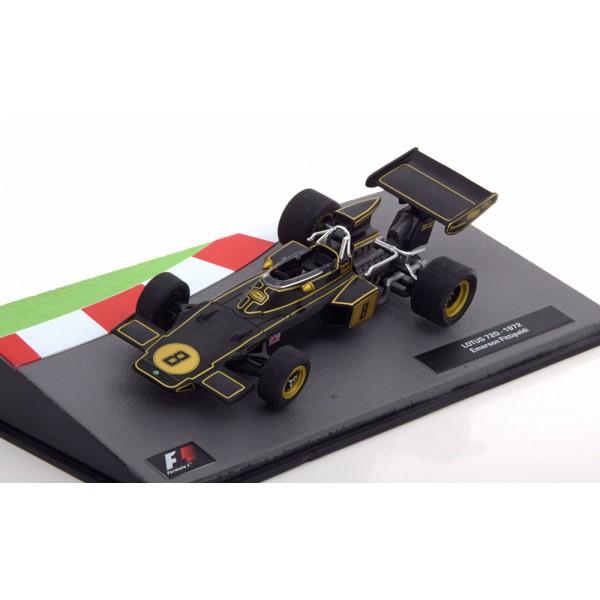Lotus 72D World Champion