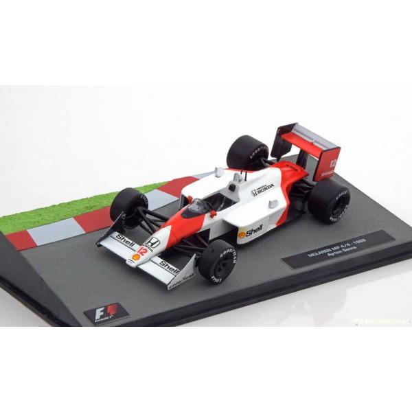 McLaren Honda MP4/4 World Champion
