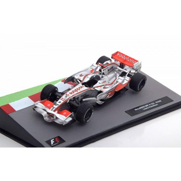 McLaren Mercedes MP4-23 World Champion