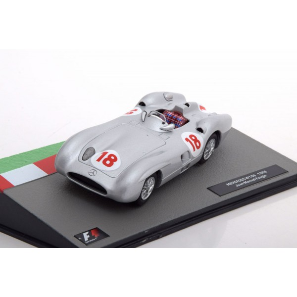 Mercedes W196 World Champion