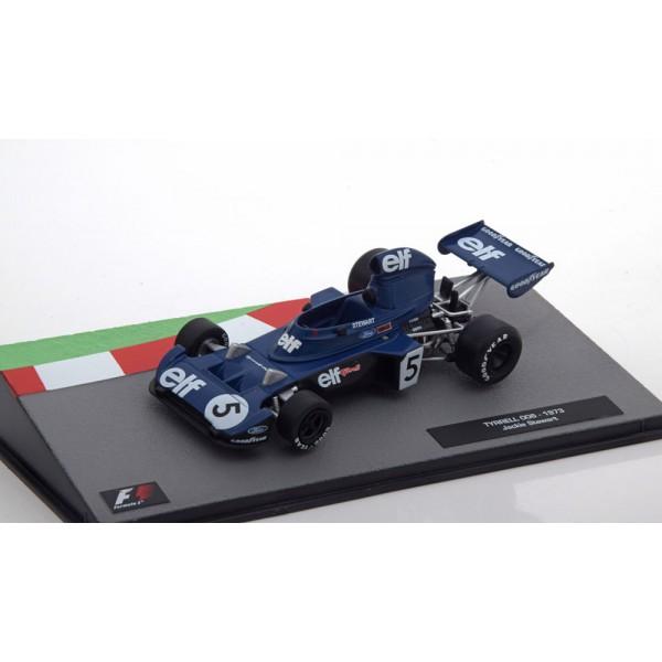 Tyrrell 006 World Champion