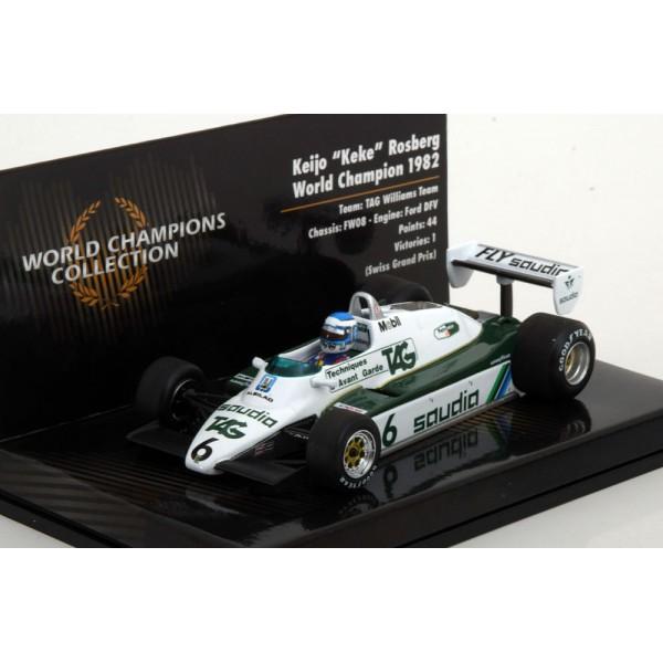 Williams Ford FW08 World Champion