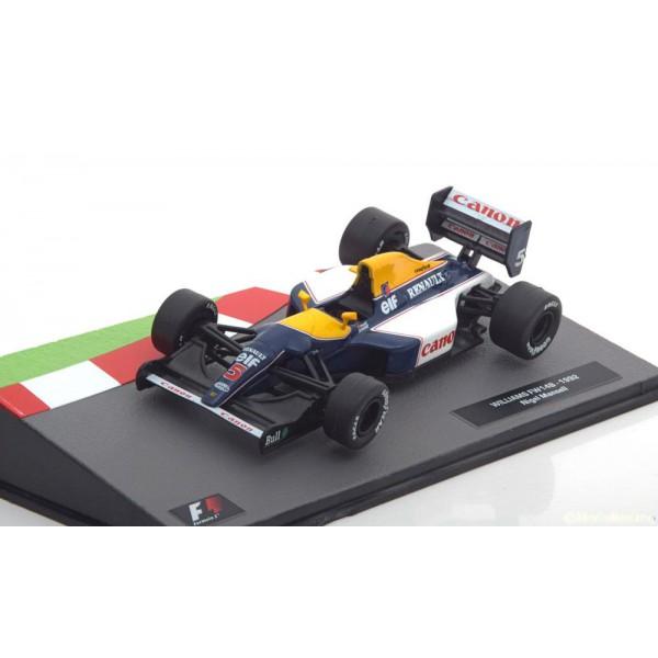 Williams Renault FW14B World Champion