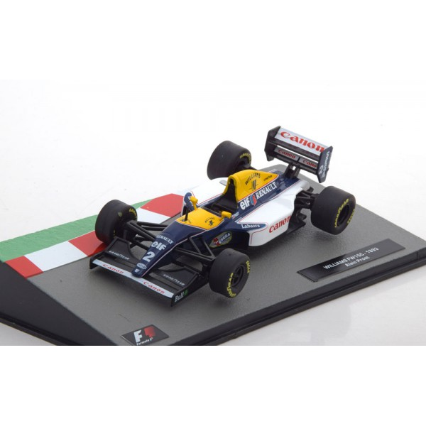 Williams Renault FW15C Weltmeister
