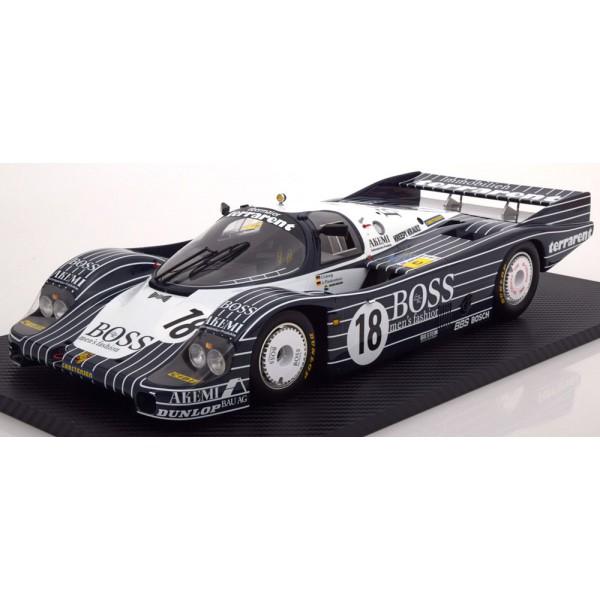 Porsche 956 No.18, 24h Le Mans