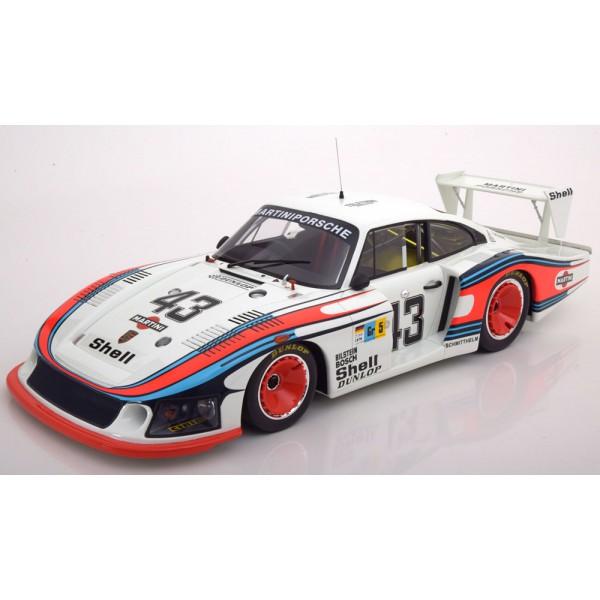 Porsche 935/78 Moby Dick No.43, 24h Le Mans