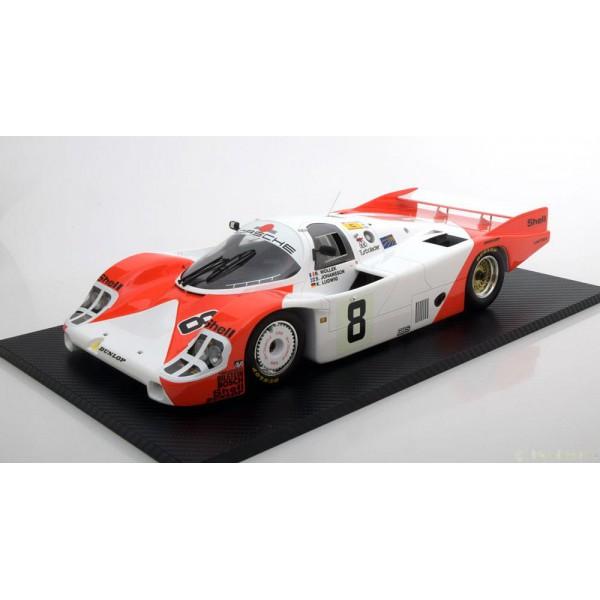Porsche 956 No.8, 24h Le Mans