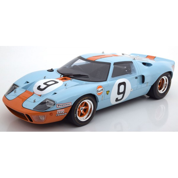 Ford GT40 Winner 24h Le Mans