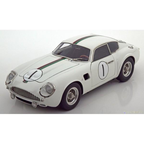 Aston Martin DB4 GT Zagato No.1, 24h Le Mans