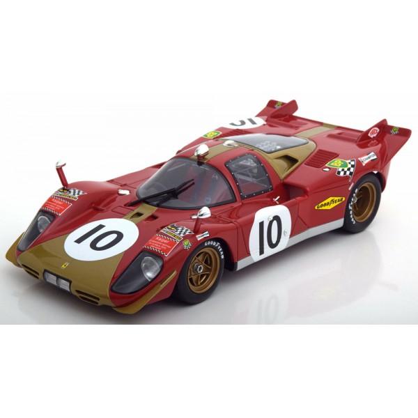 Ferrari 512S No.10, 24h Le Mans