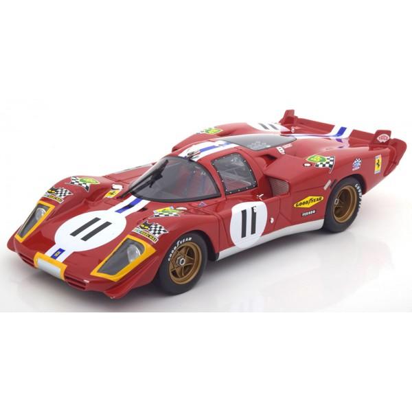 Ferrari 512S Long Tail No.11, 24h Le Mans