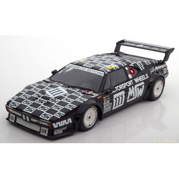 BMW M1 E26 No.111, 24h Le Mans