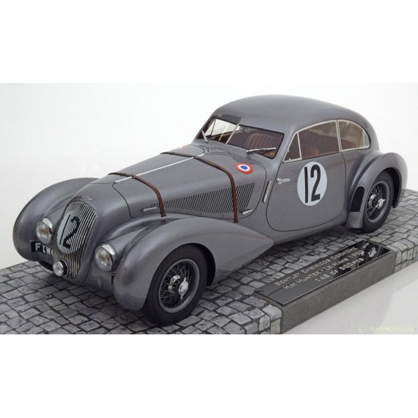 Bentley Embiricos Corniche No.12, 24h Le Mans
